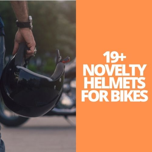 19+ Novelty Helmets for Motorcycles